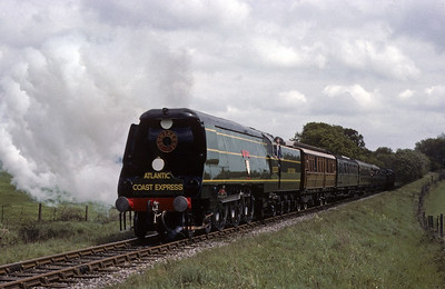 Bluebell Railway, 1972 - 1989