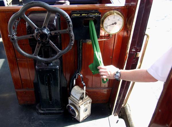 LNWR 1503, Sheffield Park, 16 September 2007 - 1556.    Brake test