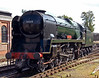 34028 Eddystone, Sheffield Park, 16 September 2007 - 1434.   What handsome locos the rebuilt Bulleids are!