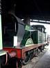 SECR 263 (31263), Sheffield Park, 16 September 2007 1.   1905 SECR Wainwright class H 0-4-4T, awaiting overhaul having last worked in 1998.