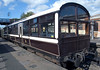 LNWR 1503, Sheffield Park, 16 September 2007.   One of three third class observation saloons with reversible seating built in 1913 at Wolverton for use on the line between Llandudno and Blaenau Ffestiniog.