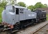 WD 1959 (BR 30064), Horsted Keynes, Sun 10 June 2012