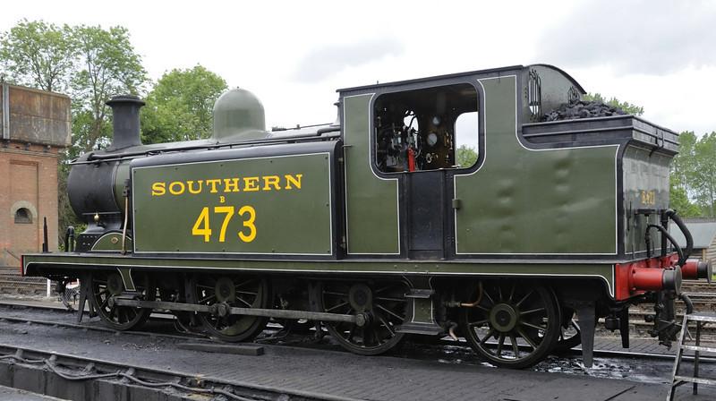 SR 473 (32473), Sheffield Park, Sun 10 June 2012