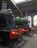 GWR 9017 & SECR 65, Sheffield Park, Mon 13 October 2014