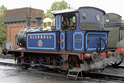 Bluebell Railway, 2014