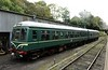 Class 108 M50980 & M52054, Bodmin General, Thurs 7 September 2017.  The Bodmin & Wenford's only DMU.