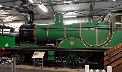 Bo'ness & Kinneil Railway steam, 2016