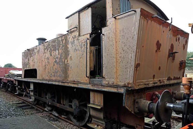 Wemyss Private Railway No 20, Bo'ness, 24 September 2016 2.