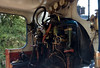 CR 419, Birkhill, 15 July 2007   The footplate.