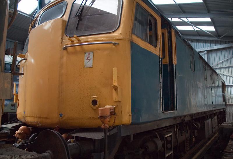 27001 (D5347), Bo'ness, 15 July 2007