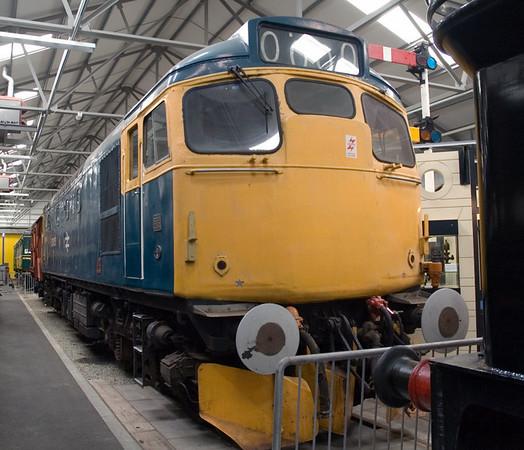 27005 (D5351), Bo'ness, 15 July 2007