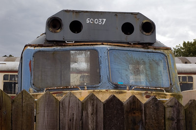 Bo'ness & Kinneil Railway diesels, 2007