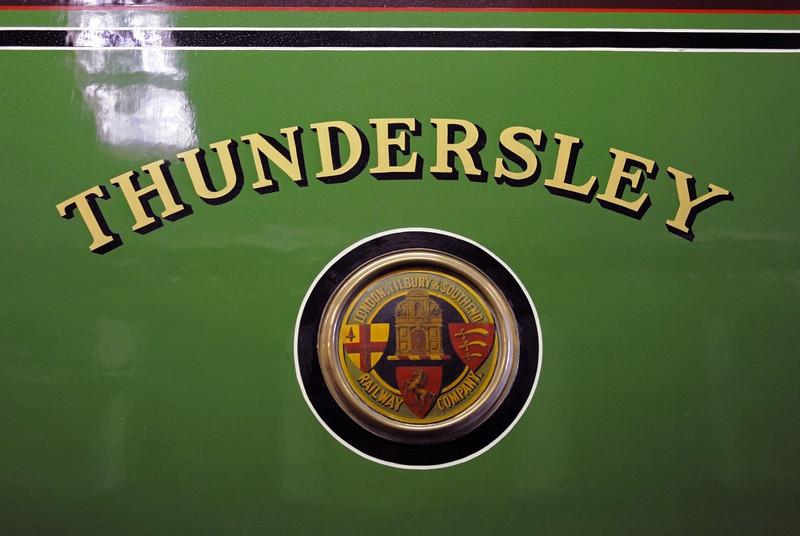 London, Tilbury & Southend Rly 4-4-2T No 80 Thundersley, Sun 1 September 2013 2