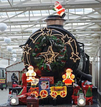 5080 Defiant, Quainton Road, 28 December 2012 1