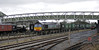 66415, 6M22, Quainton Road, Fri 28 December 2012 - 1312.  Freightliner's Cricklewood - Calvert binliner. hauled by a former DRS loco.