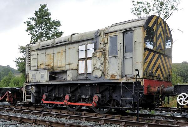D3019, Llynclys, Fri 26 August 2011.