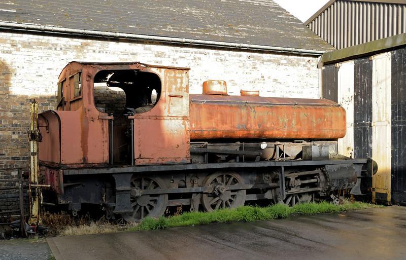 Barclay 885 / 1900, Oswestry, Fri 26 August 2011.