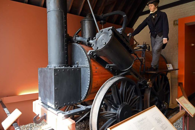 Invicta, Canterbury heritage museum, 10 May 2017 2