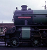 1306 Mayflower, Carnforth Steamtown, July 1972.  In 2015 1306 returned to Steamtown for overhaul.