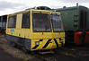 MTR, Brownhills West, Sat 15 December 2012.  Permaquip 4wDHR personnel carrier 001 / 1985, previously DX 68800.