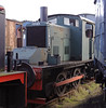 Fowler 0-4-0DM 4100013 / 1948, Brownhills West, Chasewater Rly, Sat 15 December 2012.