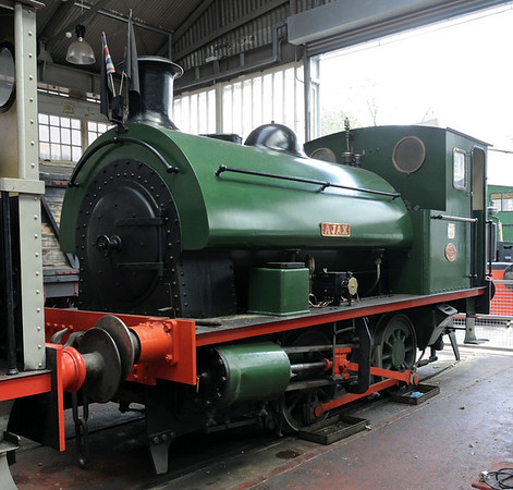 Yard No 361 Ajax, Chatham dockyard, Sat 9 June 2012.