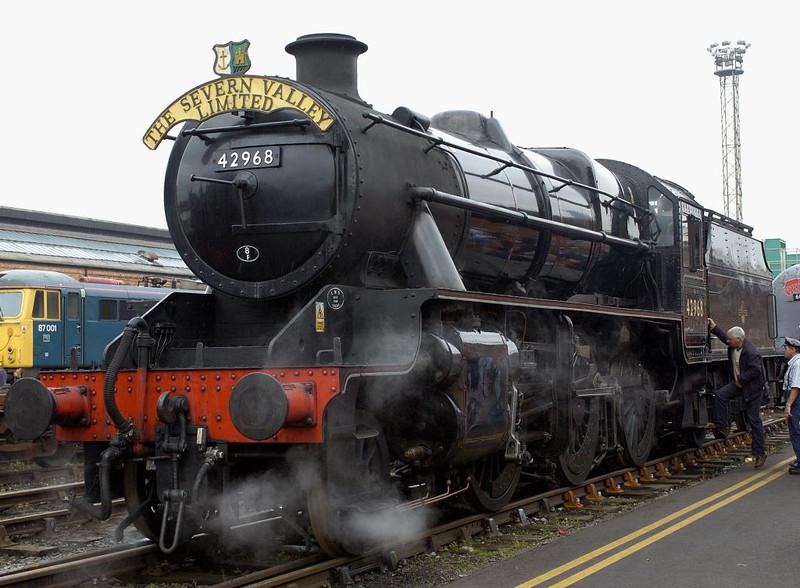 42968, Crewe, 10 September 2005 3