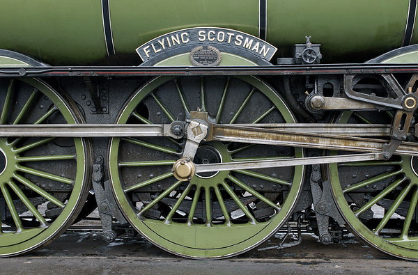 4472 Flying Scotsman, Crewe, 10 September 2005 2