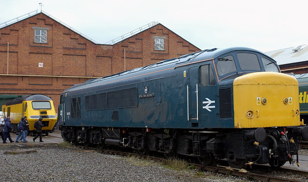 45041 (D53) Royal Tank Regiment, Crewe, 10 September 2005