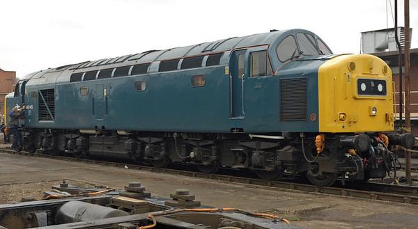 40145, Crewe, 10 September 2005