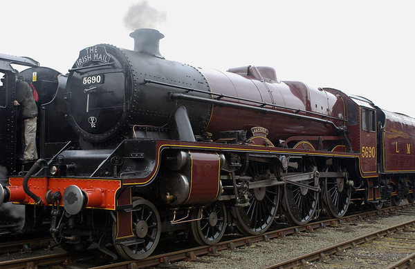 5690 Leander, Crewe, 10 September 2005 1