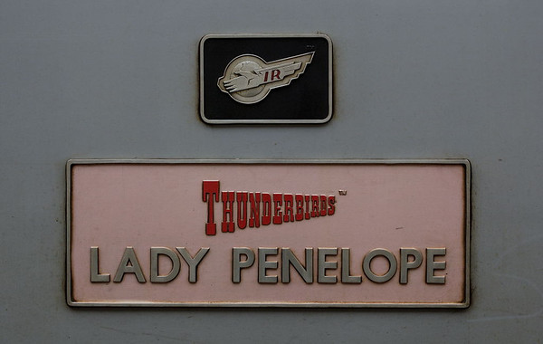 57307 Lady Penelope, Crewe, 10 September 2005 2