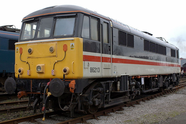 86213 Lancashire Witch, Crewe, 10 September 2005 1
