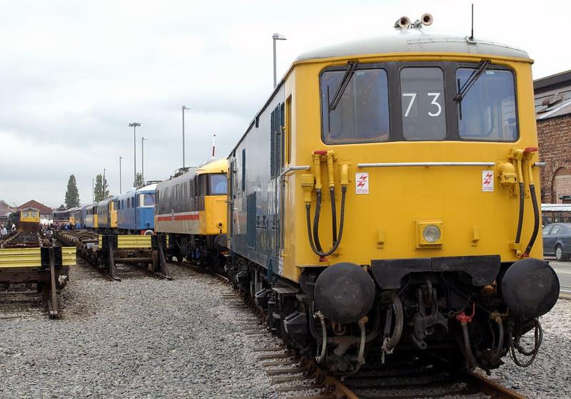 73138, Crewe, 10 September 2005 2