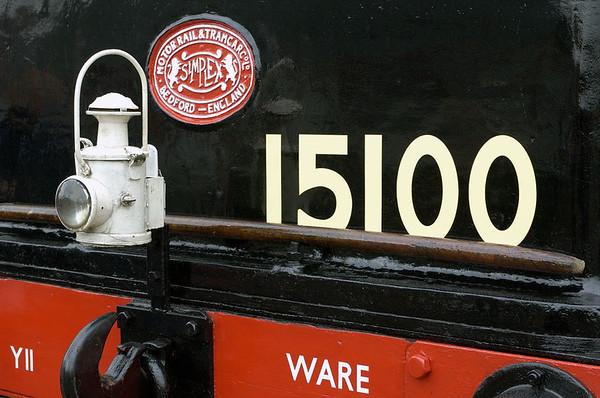 '15100', Crewe, 10 September 2005 2
