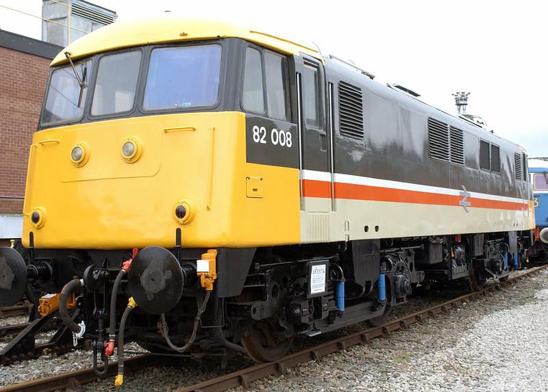 82008, Crewe, 10 September 2005