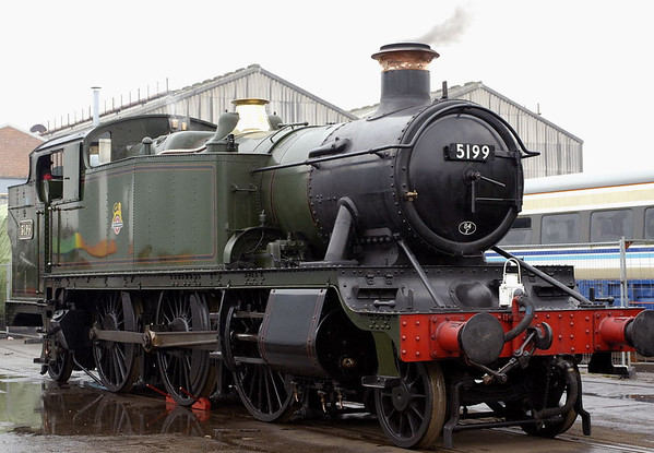 5199, Crewe, 10 September 2005