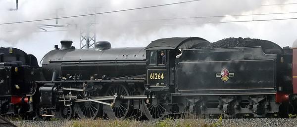 48151 & 61264, Carnforth, 8 September 2005 - 1238 2.