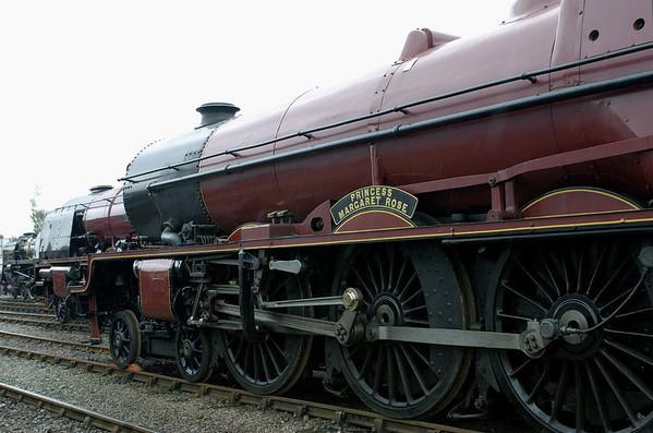 46203 Princess Margaret Rose, Crewe, 10 September 2005