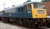 84001, Crewe, 10 September 2005