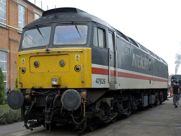 47826 Springburn, Crewe, 10 September 2005