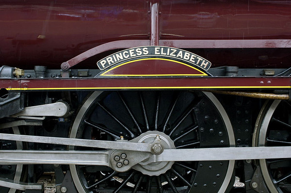 6201 Princess Elizabeth, Crewe, 10 September 2005