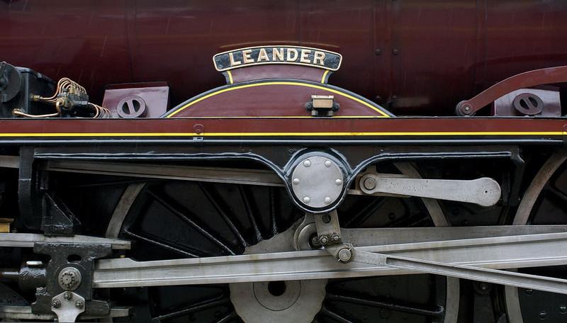5690 Leander, Crewe, 10 September 2005 2