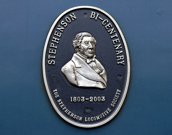 87001 Stephenson, Crewe, 10 September 2005 2