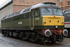 D1748 / 47815, Crewe, 10 September 2005.  About to be renamed Great Western