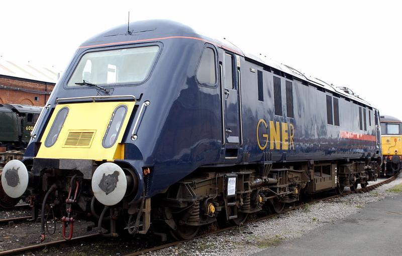 89001, Crewe, 10 September 2005