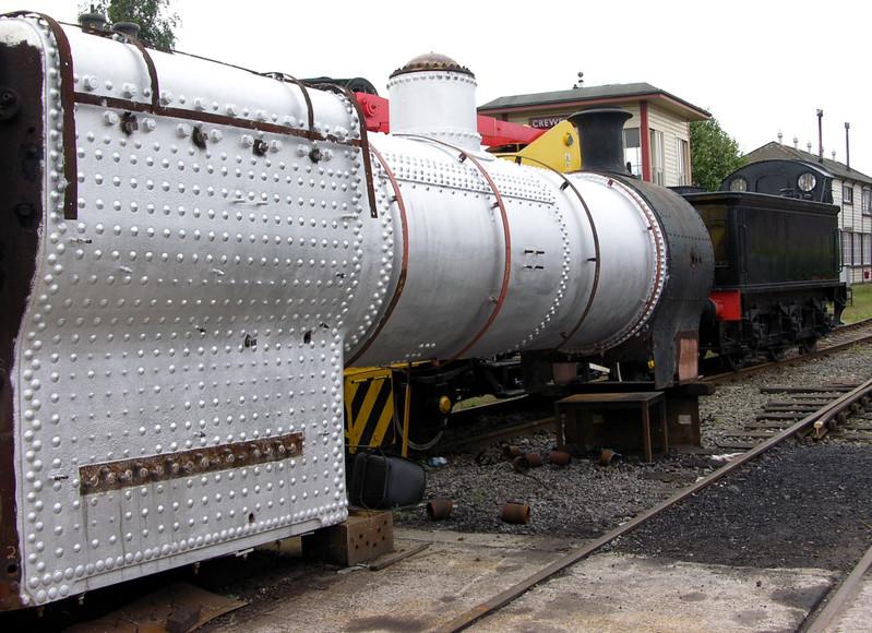 49395, Crewe Railway Age, 14 August 2004 2.