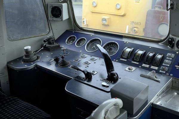 87035 Robert Burns, Crewe, Sat 12 March 2011 2: Driver's position