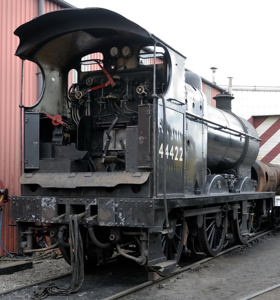 44442, Crewe, Sat 12 March 2011 2