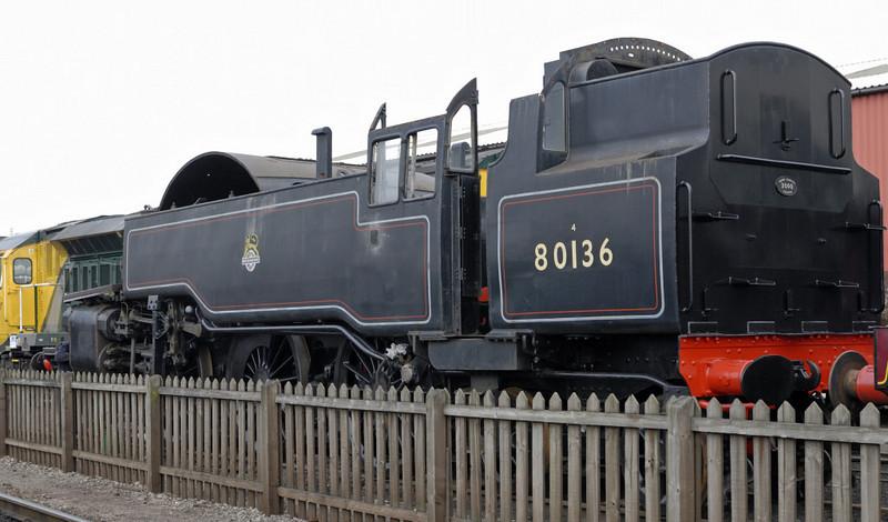 80136, Crewe, Sat 12 March 2011